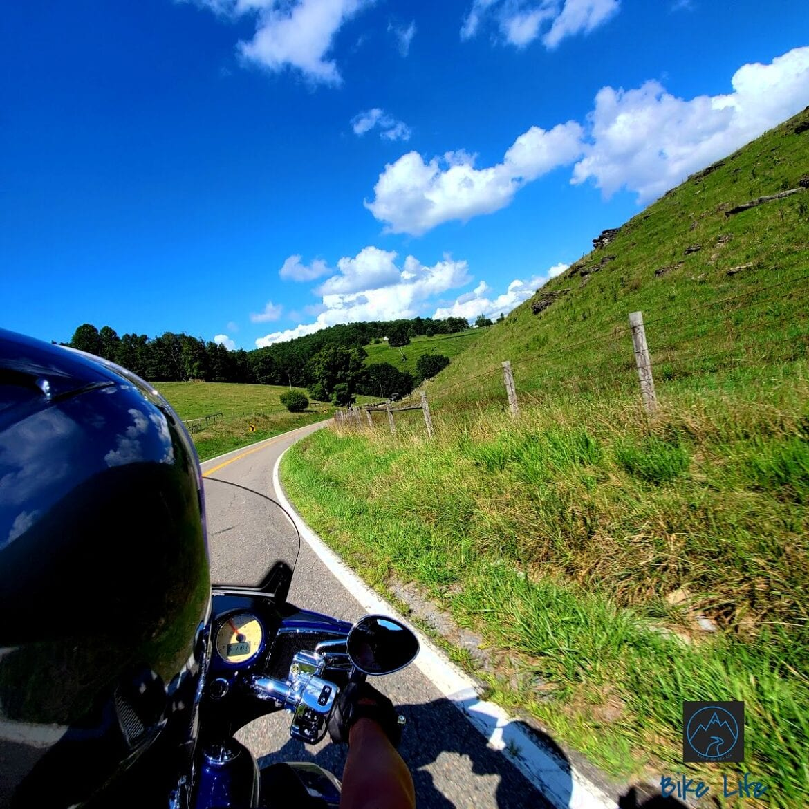 Finding Peace in the Passenger Seat: My Experiences as a Motorcycle Passenger