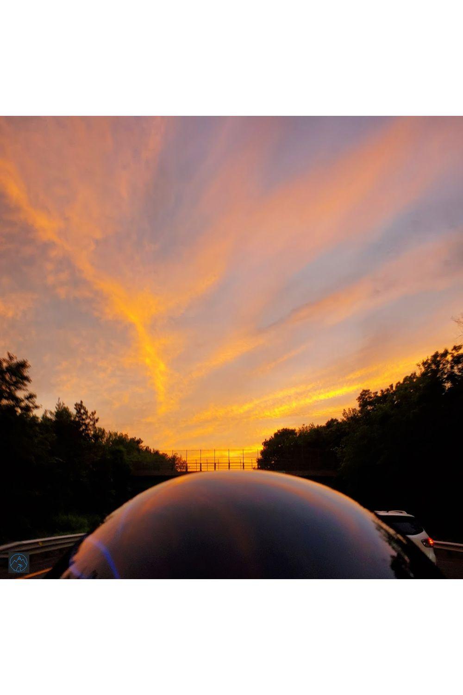 Sunset Ride-Photo Gallery