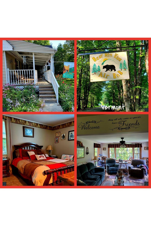 Beautiful Bear Mountain View Vermont-Photo Gallery