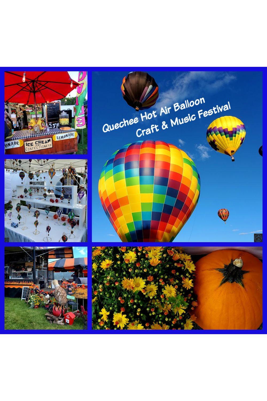 Quechee Hot Air Balloon Festival-Photo Gallery 3