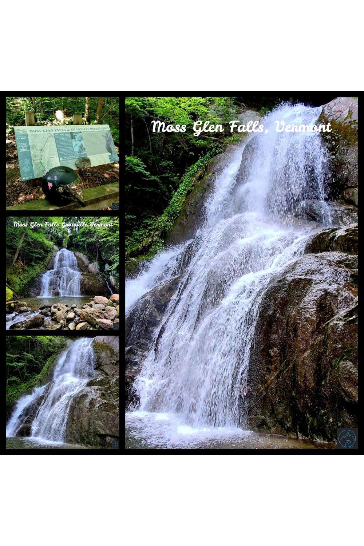 Stunning Moss Glen Falls, Waterfall in Granville VT
