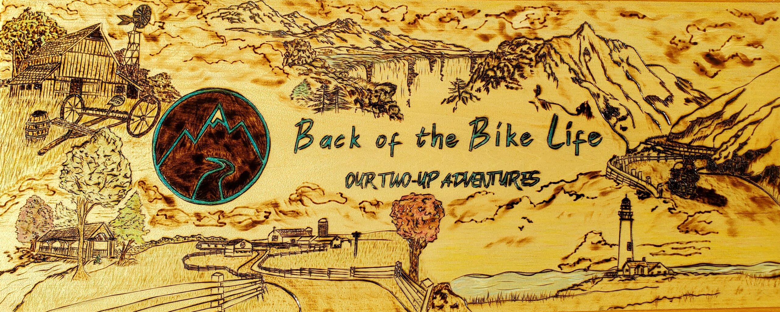 Back of the Bike Life